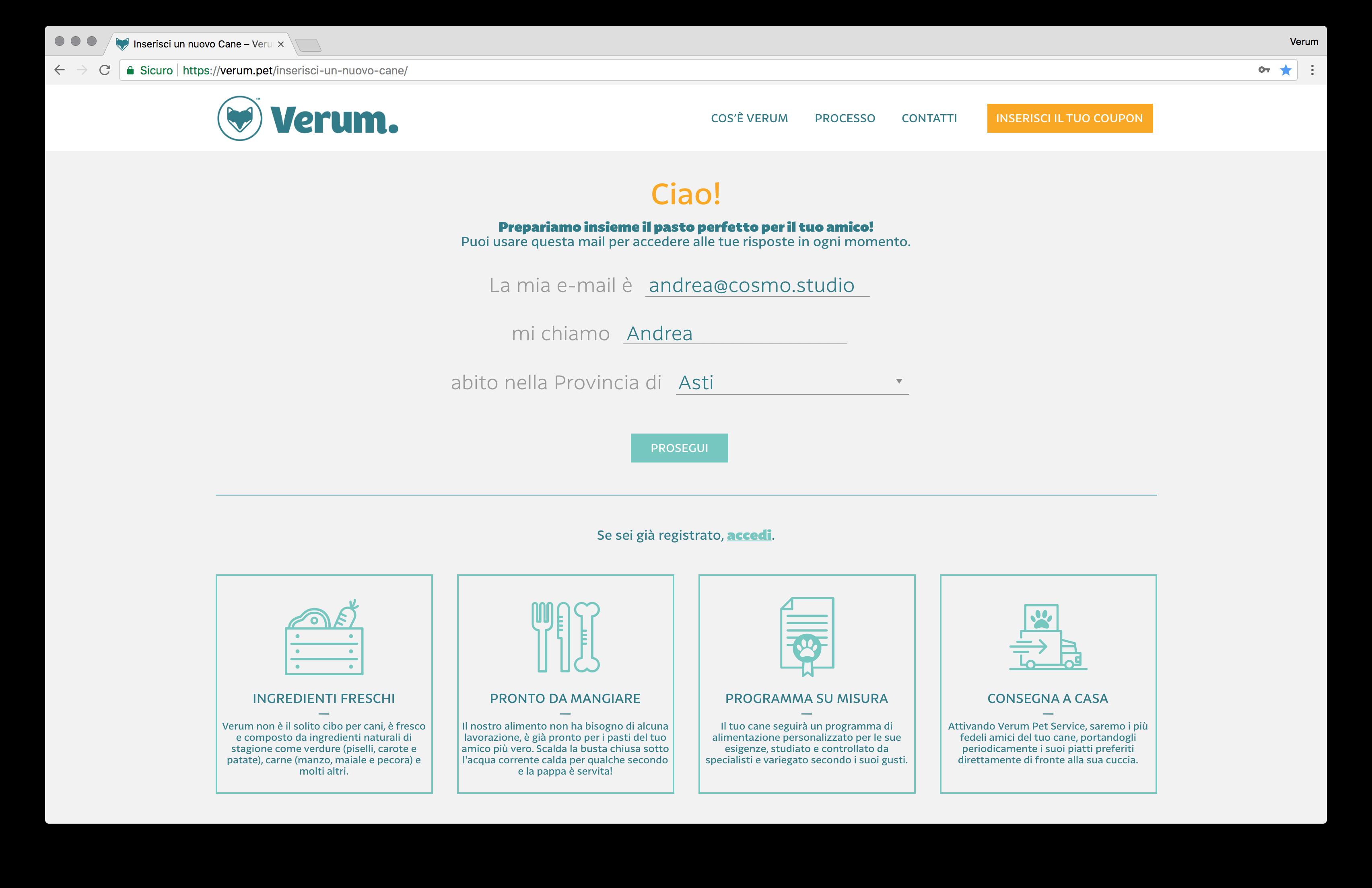 Registrazione-utente-Verum