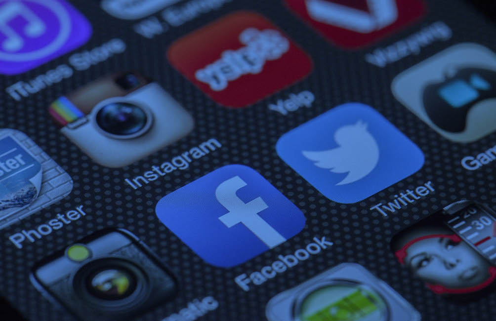 Contenuti social media